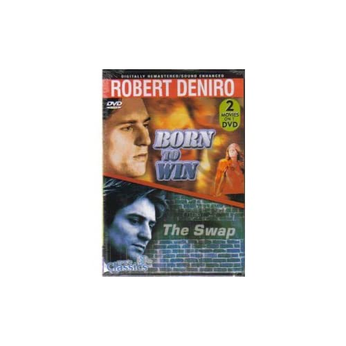 Image 0 of Born To Win / The Swap On DVD Drama