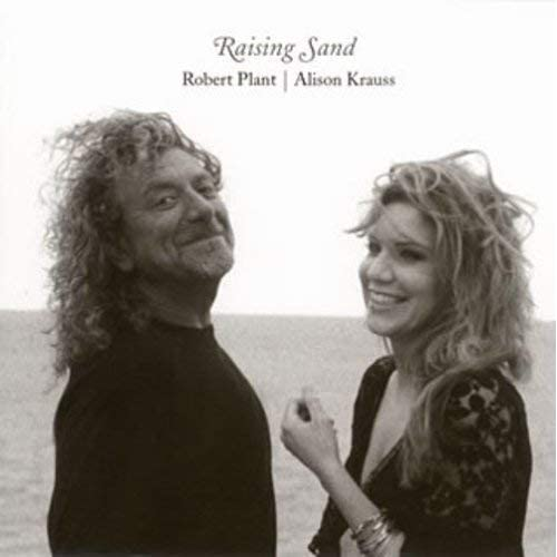 Image 0 of Raising Sand Shm-Cd By Plant Robert / Krauss Alison On Audio CD Album 2017