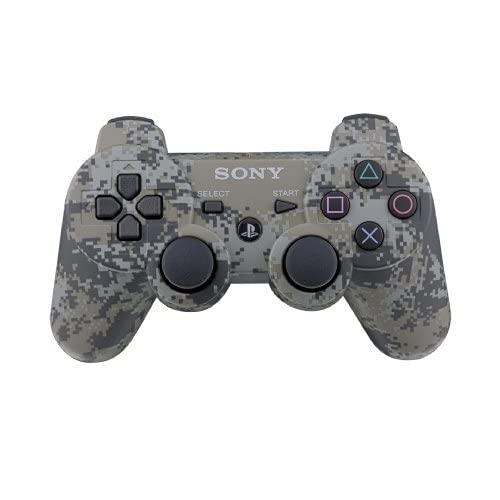 Sony OEM Dualshock 3 Wireless Controller Urban Camouflage For PlayStation 3 Remo