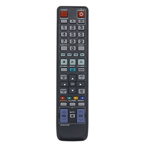 Image 0 of AK59-00104R Replacement Blu-Ray Remote Control For Samsung Blu-Ray/dvd Player AK