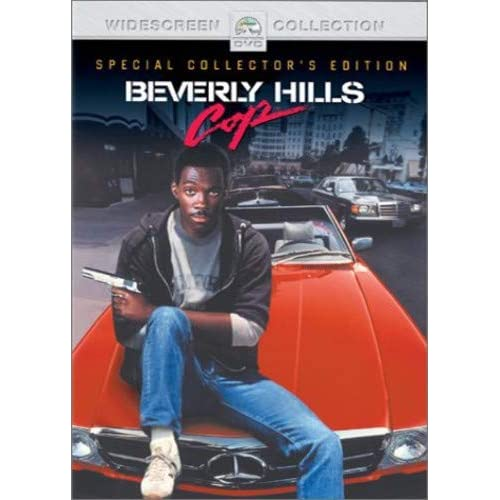 Image 0 of Beverly Hills Cop Special Edition On DVD With Judge Reinhold