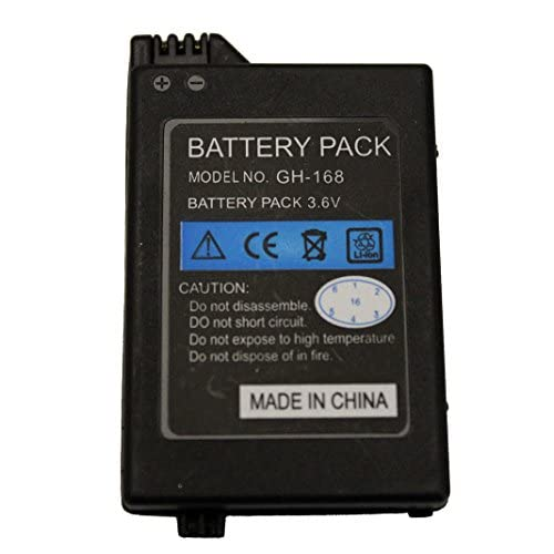 Image 2 of Replacement Battery For Sony PSP 2000 And 3000 By Mars Devices PSP-200