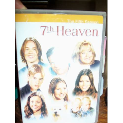 Image 0 of 7th Heaven: The Fifth Season On DVD