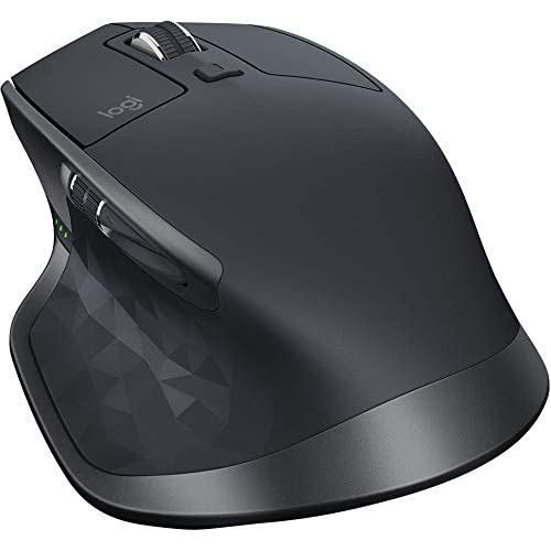 Image 0 of Logitech MX Master 2S Wireless Mouse With Flow Cross-Computer Control And File S