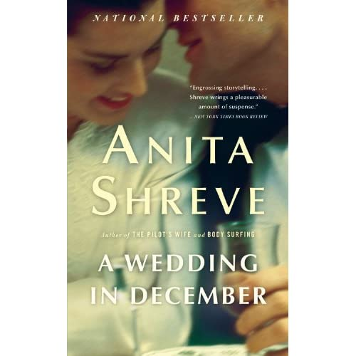 Image 0 of A Wedding In December By Shreve Anita Emond Linda Reader On Audio Cassette