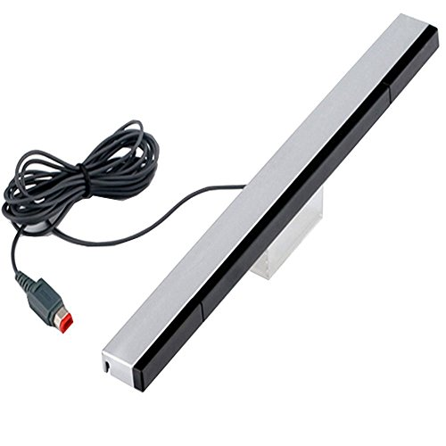 Image 0 of Wired Infrared Ray Sensor Bar For Wii And Wii U