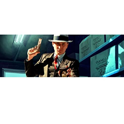 Image 2 of L A Noire For Xbox 360