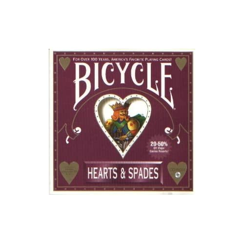 Bicycle Hearts & Spades Software