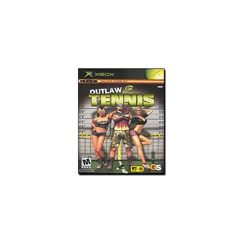 Image 0 of Outlaw Tennis Xbox For Xbox Original