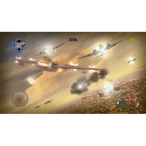 Image 3 of Blazing Angels 2: Secret Missions Of WWII For PlayStation 3 PS3