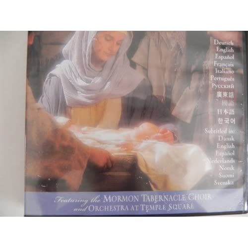 Image 2 of Joy To The World Multiple Languages Edition DVD Mormon Tabernacle