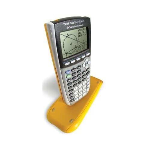 Image 0 of Texas Instruments TI-84 Plus Silver Edition School Yellow