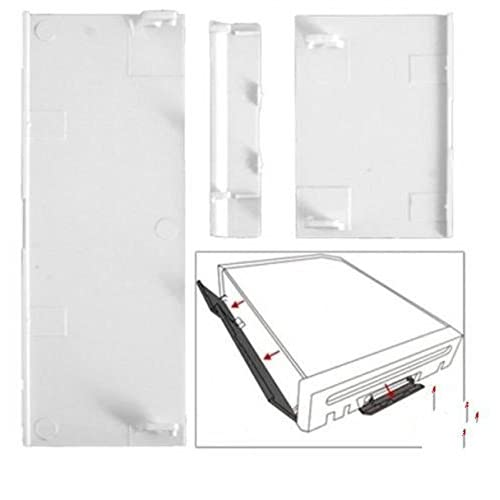 Image 0 of Video Game Accessories New Nintendo Wii Console Replacement Door Cover Set White