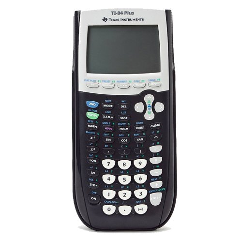 Image 0 of Texas Instruments TI-84 Plus Graphing Calculator