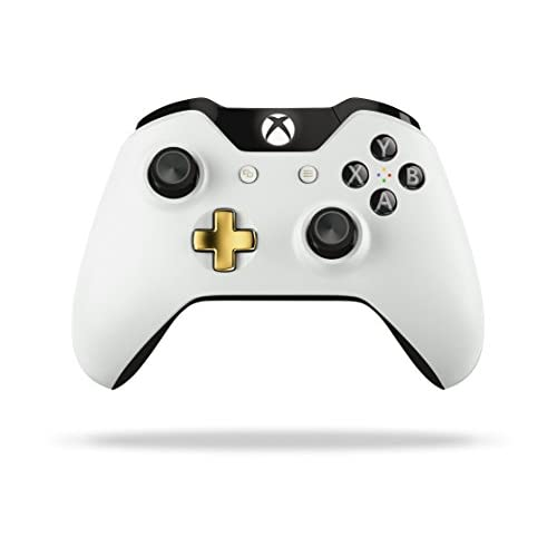 Image 0 of Special Edition Lunar White Wireless Controller For Xbox One Gamepad GK4-00019
