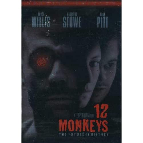 12 Monkeys Special Edition On DVD With Bruce Willis
