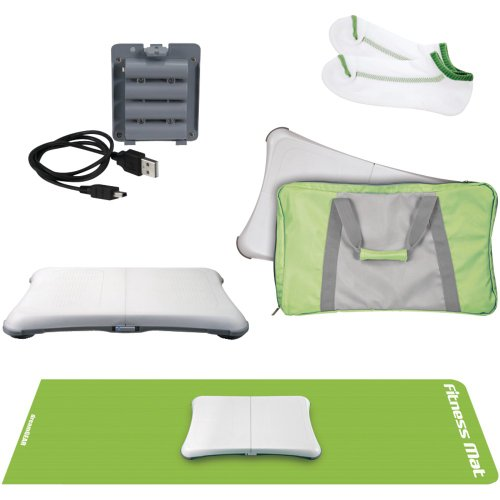 Image 0 of Dreamgear DGWII-1081 Nintendo Wii Fittm 5-IN-1 Fitness Bundle For Wii DRM1081