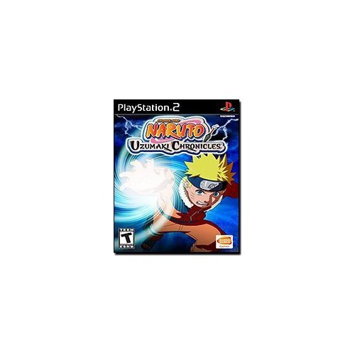 Image 0 of Naruto: Uzumaki Chronicles For PlayStation 2 PS2