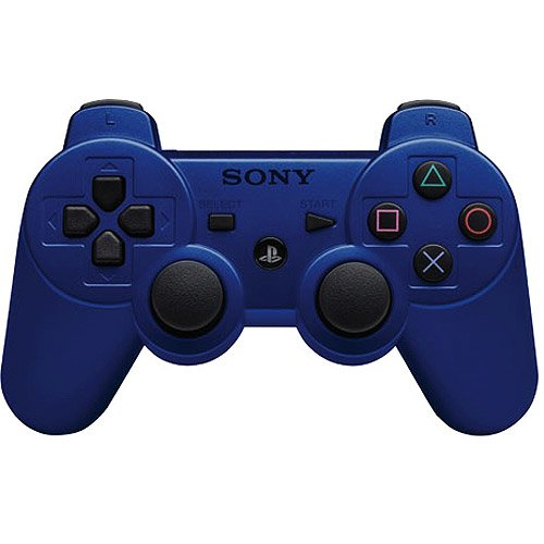 Image 0 of PlayStation 3 OEM Dualshock 3 Wireless Controller Blue