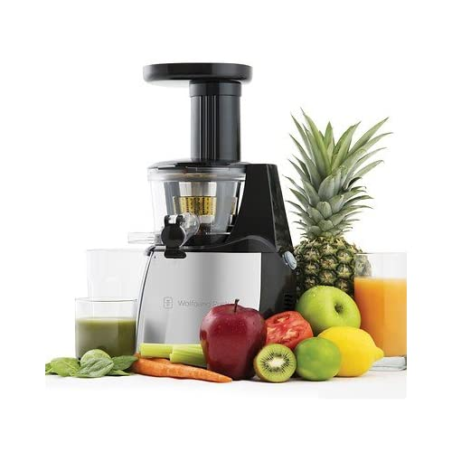 Image 0 of Wolfgang Puck Automatic Low Speed Juice Press With Attachment For