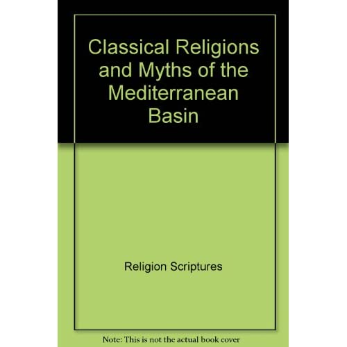 Image 0 of Classical Religions And Myths Of The Mediterranean Basin On Audio Cassette