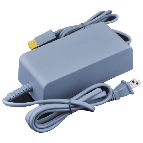 Generic Wall AC Adapter Power Charger For Console US Plug For Wii U