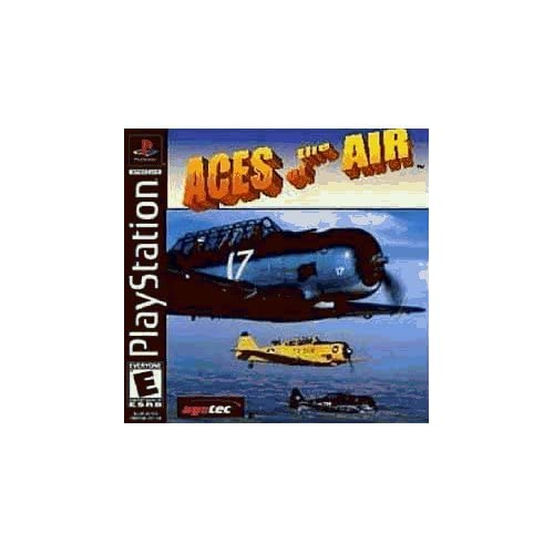 Aces Of The Air For PlayStation 1 PS1