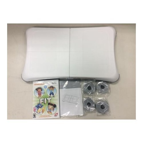 Image 0 of Wii Fit Balance Board Nickelodeon Wii Fit Game Included For Renewed For Wii
