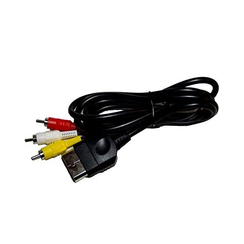 Image 0 of Composite AV Cable For Microsoft Xbox Original By Mars Devices
