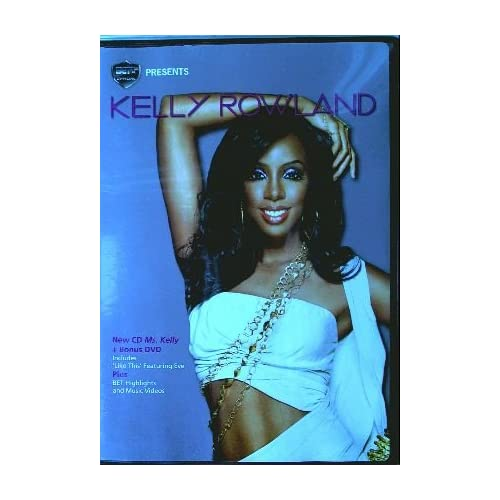 Image 0 of Bet Official Presents Kelly Rowland On DVD