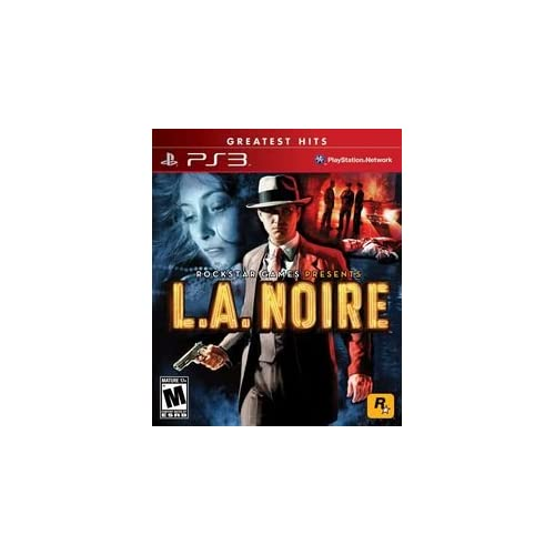 Image 0 of LA Noire Rockstar Games 2009 PS3 2011 For PlayStation 3