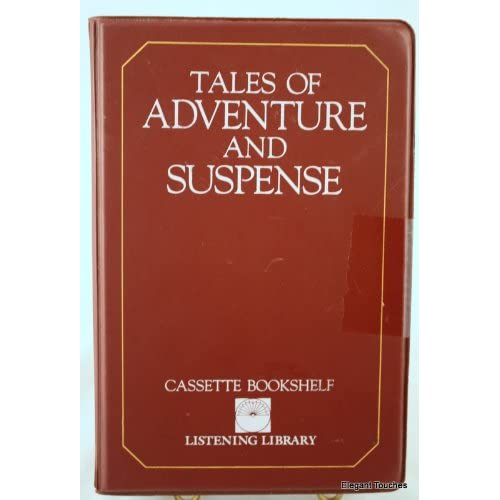 Tales Of Adventures And Suspense By Jack Dahlby On Audio Cassette