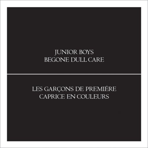 Image 0 of Begone Dull Care By Junior Boys On Audio CD Album 2009