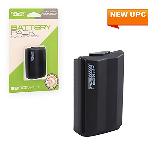 Image 0 of Xbox 360 Rechargeable Battery Pack Black For XBox 360 Microphone Mic