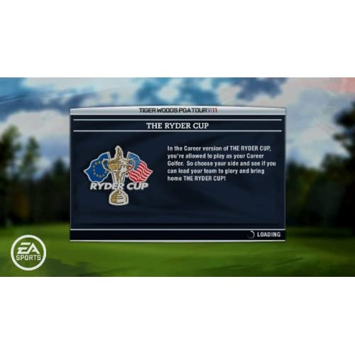 Image 2 of Tiger Woods PGA Tour 11 For PlayStation 3 PS3 Golf