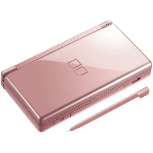 Nintendo DS Lite Metallic Rose Pink