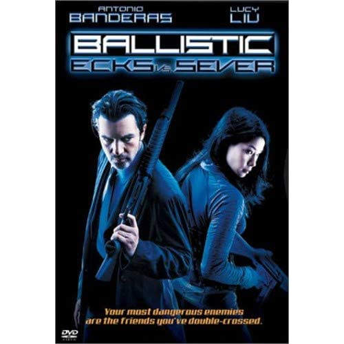 Image 0 of Ballistic Ecks Vs Sever On DVD With Antonio Banderas