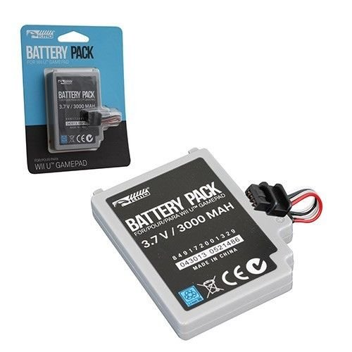 Image 0 of KMD 3000MAH Rechargeable Battery Pack For Nintendo Wii U Internal Controller