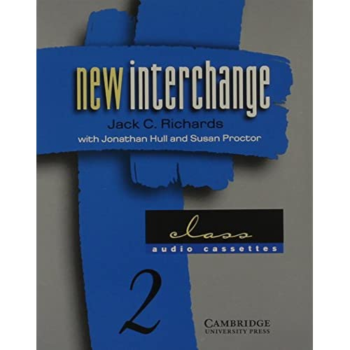 Image 0 of New Interchange Class Audio Cassettes 2: English For International Communication