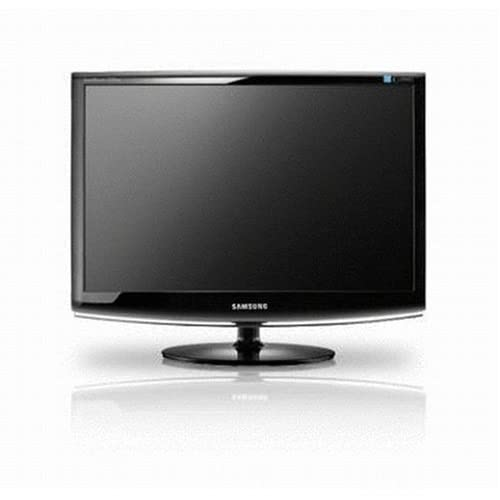 Samsung 933SN 18.5-inch Widescreen LCD Monitor With Rich Piano Black Finish