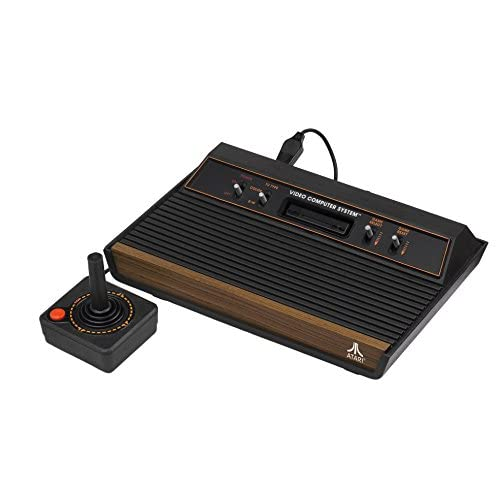 the atari video computer system Undeniably the world's most poplar video game , the atari 2600 video computer system has in one way or another been in just about everyone's life from original owners back in the late 70's and 80's, to new owners just discovering their simple yet extremely addictive game play.