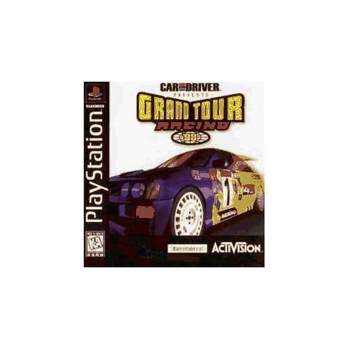 Image 0 of Grand Tour Racing 98: For PlayStation 1 PS1