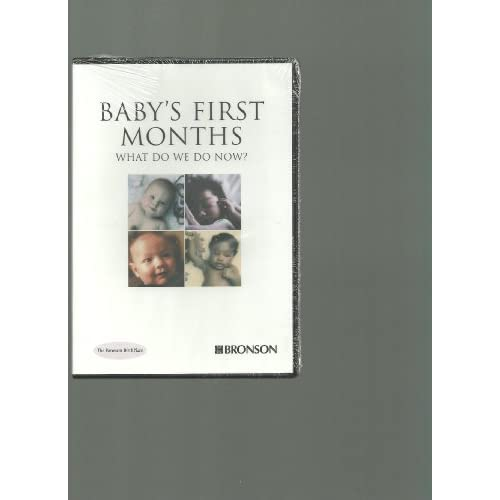 Image 0 of Baby's First Months What Do We Do Now? On DVD With Real Parents And Medical Staf