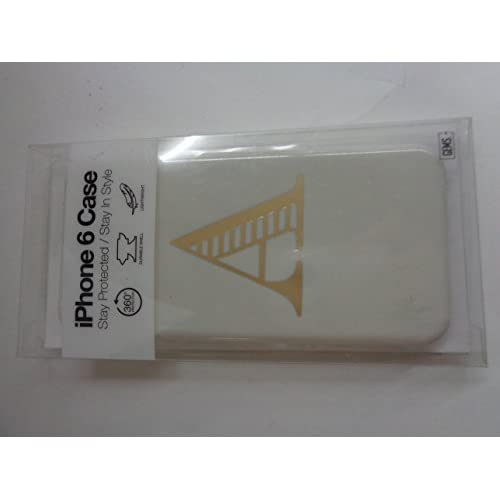 Image 0 of Gems iPhone 6 Case Letter A Gold Cover