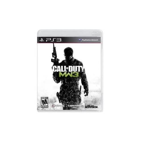 Activision Blizzard Inc COD: Modern Warfare 3 PS3
