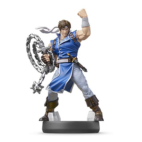 Nintendo Amiibo Richter Super Smash Bros Series For Nintendo Switch Figure