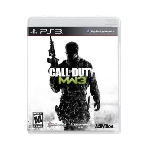 Image 0 of COD: Modern Warfare 3 PS3 By Activision For PlayStation 3