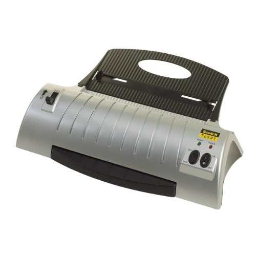 3M This Is A Thermal Laminator That Will Laminate Items Up To 9 In