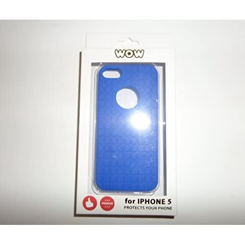 Blue Case For iPhone 5 5S SE Cover