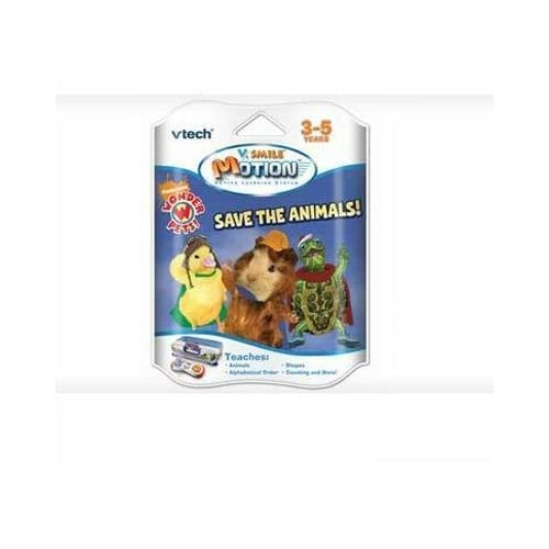 V-Motion: Wonder Pets For Vtech